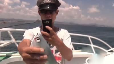 回顾2014钓鱼竿上的那些事儿 经典钓点独特生态圈盘点