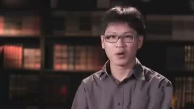 宝岛台湾武林高手畅谈两岸文化 外国留学生现场秀四川方言获赞