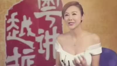 华娱卫视一姐献唱 模仿张学友冠军彪粤语