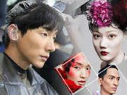 《中国超模》20150604:造型改造女学员惨遭剃光头  张亮现场亲身示范染发