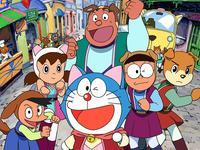 哆啦A梦2004剧场版 大雄的猫狗时空传 国语