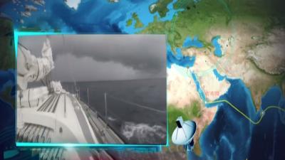 东南卫视号再次出发 驶向亚历山大港
