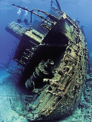 红海船难-3D