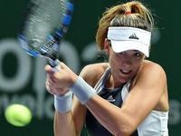 WTA年终总决赛小组赛 穆古拉扎VS科维托娃(英文) 20151030