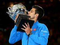 小德双抢七送蛋穆雷 2015年成就澳网五冠王