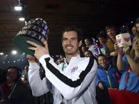 《赛末点》第11期-2015网坛之最鸡血爱国 穆雷扛起英国网球大旗