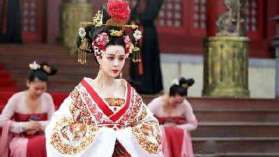 武则天与大唐第一公主 母女情仇