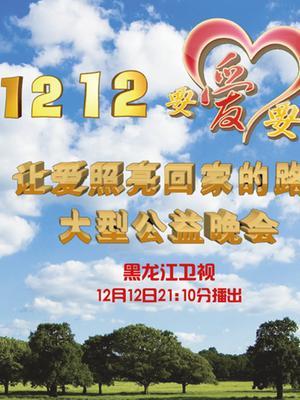 """黑龙江卫视1212""""要爱""""公益晚会"""
