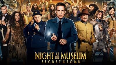 IMAX《博物馆奇妙夜3》30秒预告