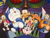 哆啦A梦1993剧场版 大雄与白金迷宫
