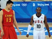 科比08奥运vs中国队13分集锦