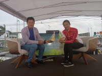 《乐在里约》第26期专访徐莉佳 冠军学霸自嘲嫁给帆船