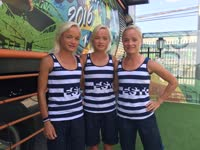 《乐在里约》第39期 爱沙尼亚马拉松运动员鲁伊克三姐妹