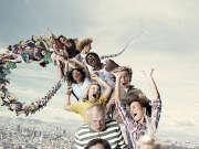 大苹果过山车(Big Apple Roller Coaster - NYNY Casino)