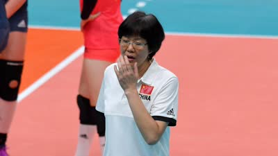 郎平妈妈心疼女儿 希望她不要再出任主教练