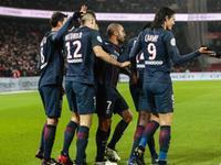 巴黎圣日耳曼5-0洛里昂