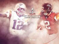 NFL第51届超级碗宣传片 爱国者vs猎鹰大战一触即发