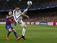 录播:巴塞罗那vs巴黎圣日耳曼(梁祥宇)16/17赛季欧冠
