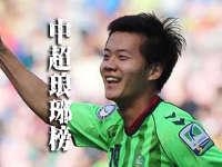 《中超琅琊榜》黄博文篇16 亚冠首球征服队友