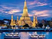 首次来泰国的外国人