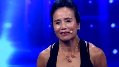 健美女神张萍