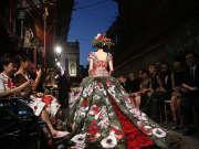 中国风席卷怎能不爱 璀璨奢华时装盛宴