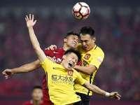 中超-武磊双响阿兰于汉超破门 恒大2-2上港