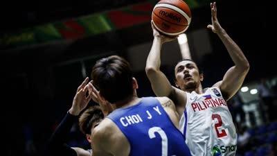 亚洲杯-韩国5人上双32分大胜菲律宾 半决赛战伊朗