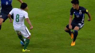 战报-穆瓦拉德建功 沙特1-0携手日本闯入世界杯