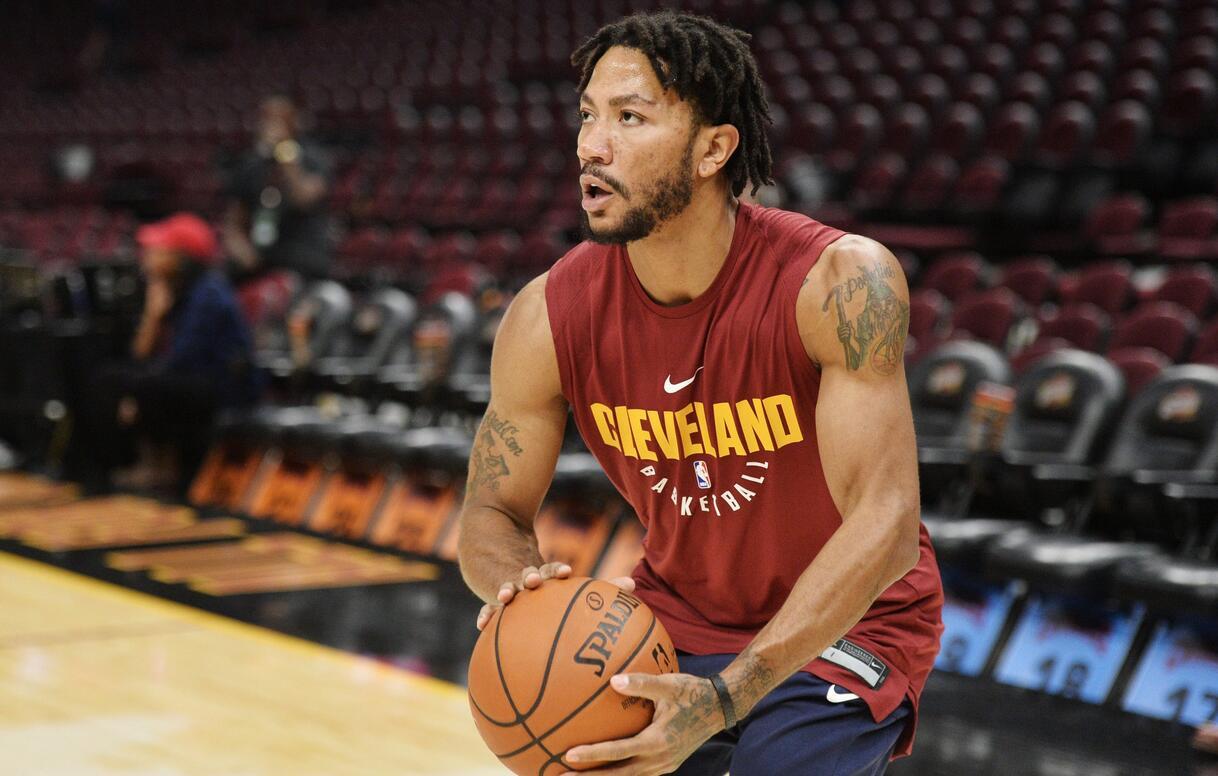 沃神:罗斯已请假离开骑士 考虑是否继续篮球生涯
