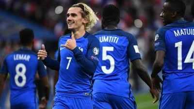 法国2018世界杯晋级之路 获种子资格冲击冠军