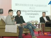 [影视工业网公开课]基努·里维斯对谈刘森林:数字电影摄影技术对胶片的冲击