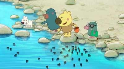 我们的朋友熊小米30