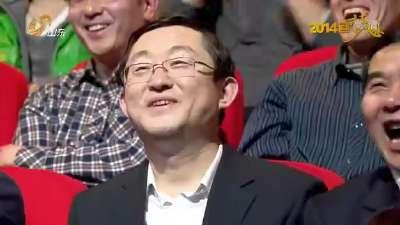 舞神诞生-山东卫视第八届全球华人网络春晚
