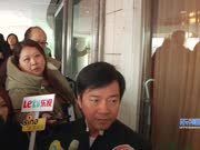 刘德华携妻参加红线女葬礼 朱丽倩被疑有孕