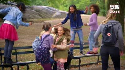 《安妮:纽约奇缘》主题曲MV《用笑容来装扮》让你的脚下拍不停