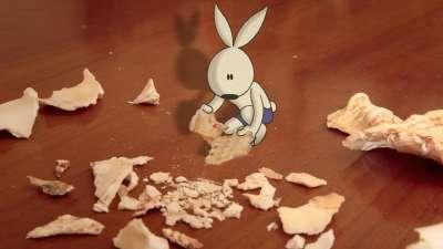 功夫兔与菜包狗10