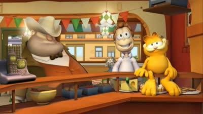 加菲猫的幸福生活 第一季03