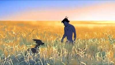 【2013奥斯卡最佳动画短片提名】亚当与狗 Adam and Dog