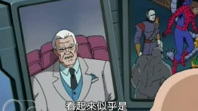 蜘蛛侠15国语版