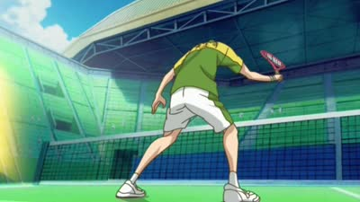 网球王子OVA第2季 03(国语)