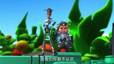 铁甲威虫01