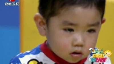 好奇宝宝喜力喜欢维尼熊 六六妈展示食物诱惑法