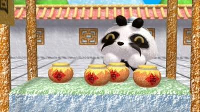 巴布熊猫成语系列第一部27