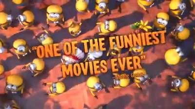 《神偷奶爸2》电视宣传片 YMCA
