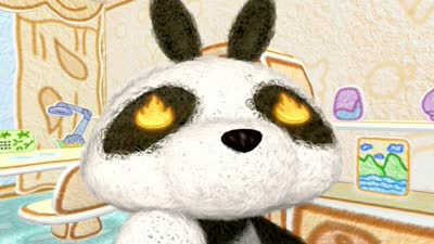 巴布熊猫16