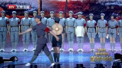 《红色娘子军》选段中央芭蕾舞团