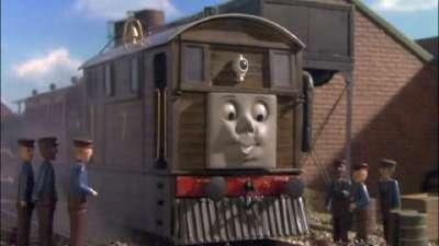 托马斯和他的朋友们 第11季16