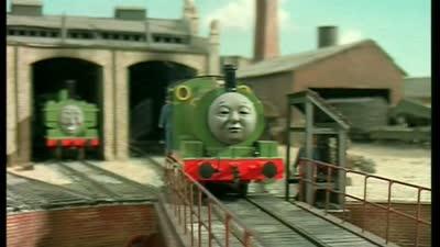 托马斯和他的朋友们 第3季12