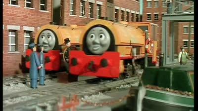 托马斯和他的朋友们 第3季24